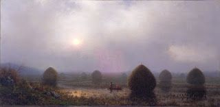 Martin Johnson Heade, The Great Swamp