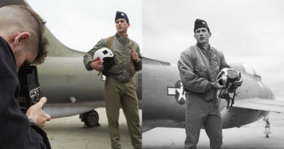 Recreating the Look of Vintage War Photos