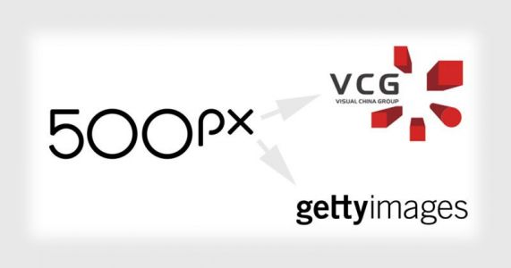 500px to Shutter Marketplace and Sell Photos Through VCG and Getty Images