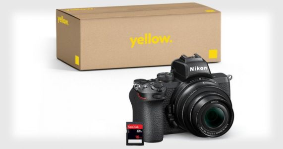 Nikon Launches Yellow: Try the Nikon Z 50 Worry Free for 30 Days