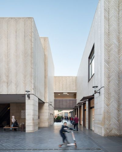 Rafael Moneo's Beirut Souks Explored in Photographs by Bahaa Ghoussainy