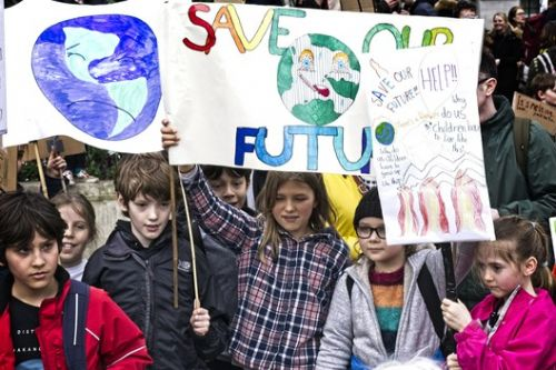 Architects Support Global Climate Strike