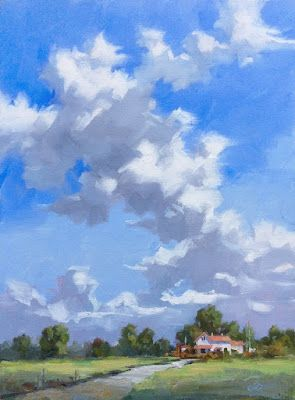 CLOUDS, SKY by TOM BROWN