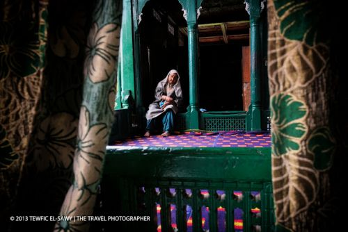 Beyond The Frame | Khanqah of Shah Hamdan | X-Pro1