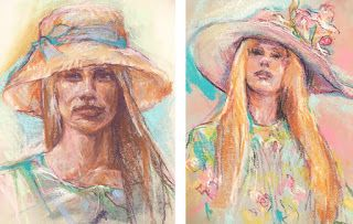 WOMEN IN HATS EXHIBIT opening May 4th
