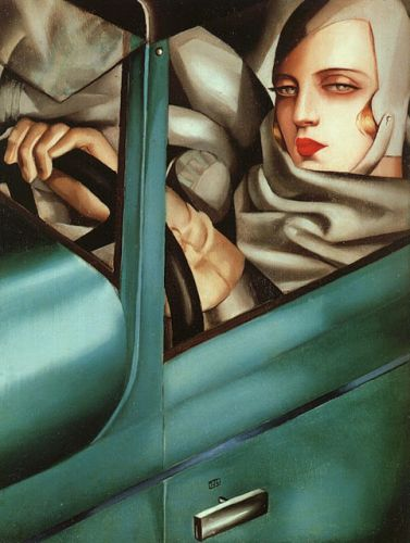 Portraits of Women by Tamara de Lempicka