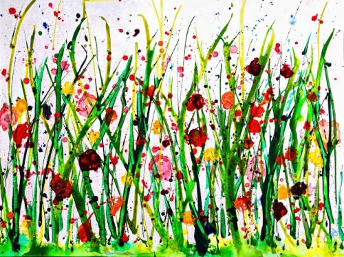 Wild Flowers and Influences
