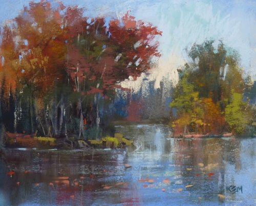 Using Art Graf for Autumn Landscape Paintings