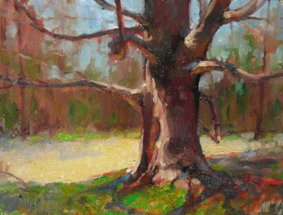 Road Trip: Painting Retreat Part 1 - Brown County, Indiana