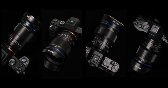 Laowa Unveils Five New Mirrorless Lenses Including APS-C 33mm f.0/95