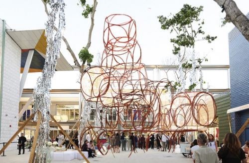 Yona Friedman's First U.S. Public Project Comes to Miami