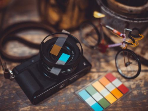 Page Markers Can Give Your Photos a 'Light Leak' Look