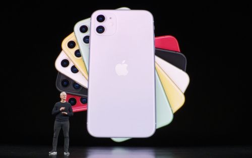 Apple Updates iPhone XR to iPhone 11 with Dual Cameras and Night Mode