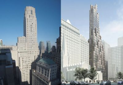 """New York"" Imagines What New York's Historic Structures Would Look Like if Built Today"