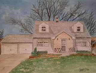 Painting of my House