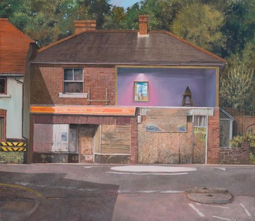 The fourth wall, Andrew McIntosh