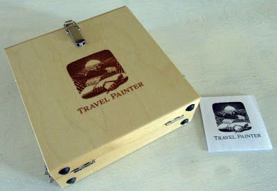 Product Review: Travel Painter Art Box