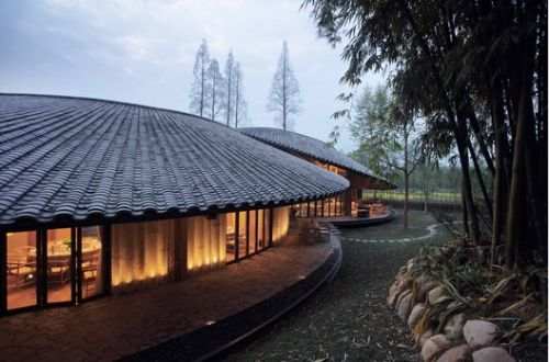 Bamboo Craft Village / Archi-Union Architects