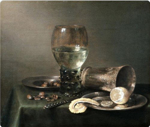 Willem Claesz Heda. Born December 14, 1594