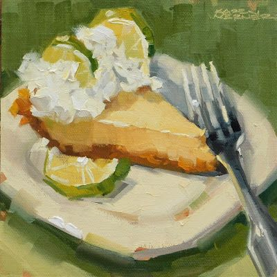 Key Lime Pie -sold
