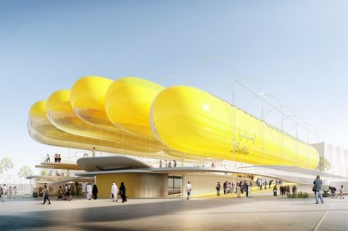 Selgascano + FRPO to Design Inflatable Canopy for Spain's EXPO 2020 National Pavilion