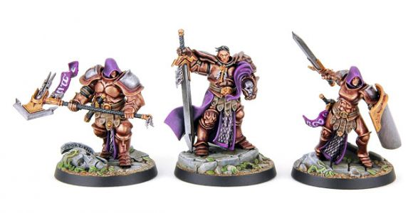 Showcase: Shadespire Steelheart's Champions