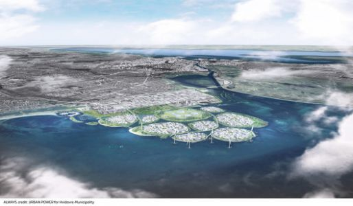 The Eco-Friendly Floating Cities of the Future