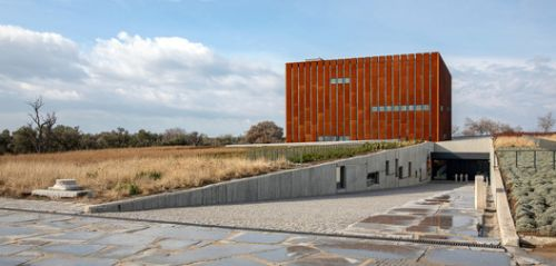 Museum of Troy / Yalin Architectural Design