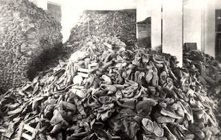 SOLE Witness: Responding to the Holocaust with shoe sculptures