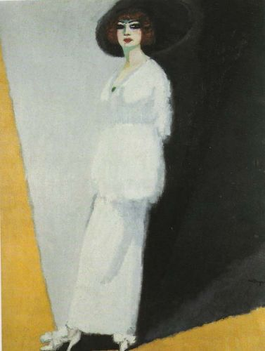 Women's Eyes by Kees van Dongen and Russell Patterson