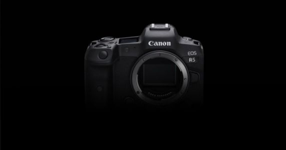 The Canon EOS R5 Will Cost 'Under $4,000': Report