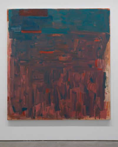 Amy Sillman: Twice Removed At Gladstone Gallery