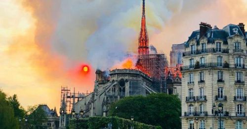 The Notre-Dame Cathedral Fire: What Happened, and What Happens Next?