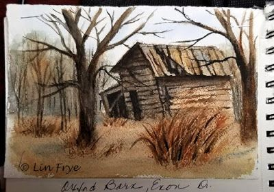 Travel Journal - Oxford Barn