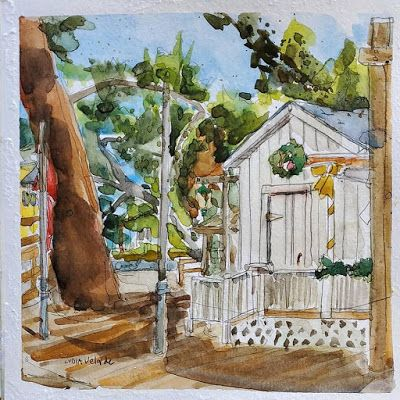 Old Poway Park with Inland Painters