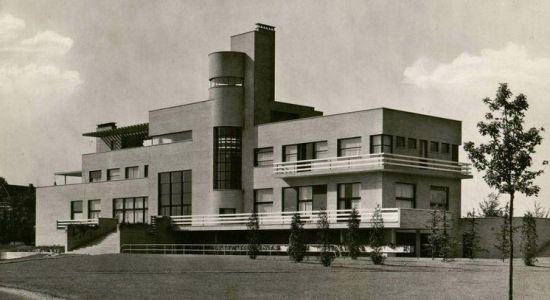 Rob. Mallet-Stevens, 1920s Modernist Architect