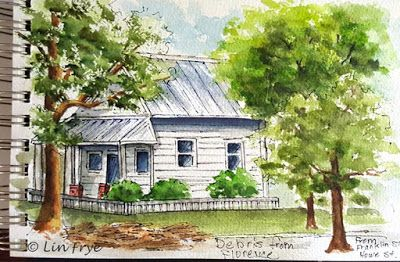 By Franklin Square Park, Southport, NC
