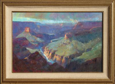 New Grand Canyon Painting