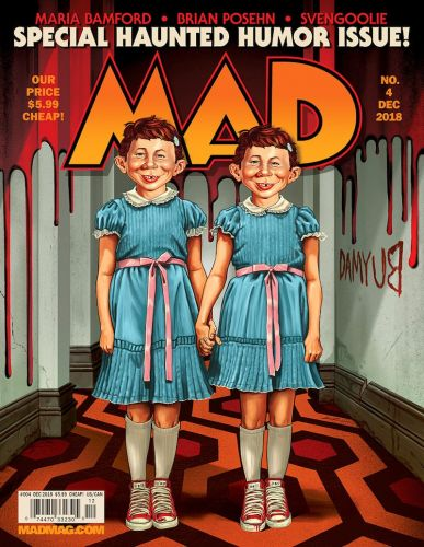 On the Stands: MAD 4!