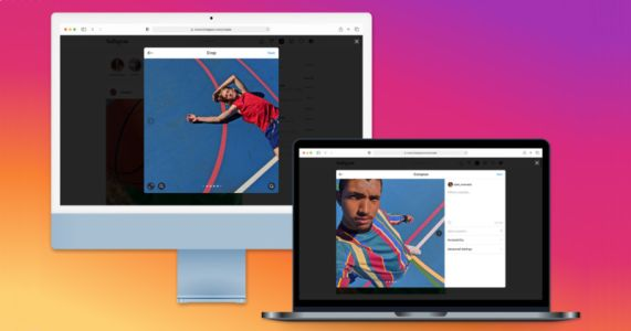 Finally, Everyone Can Upload Photos to Instagram from Desktop