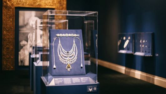 EAST MEETS WEST: JEWELS OF THE MAHARAJAS'