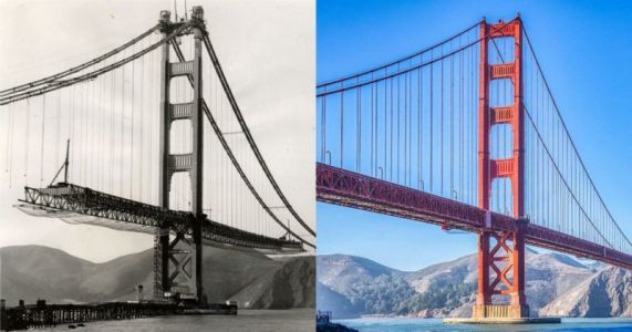 Then-and-Now Photos Reveal How San Francisco Has Changed Over a Century