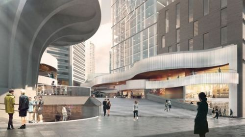 Woods Bagot and Seidler Begin MLC Centre Redevelopment in Central Sydney