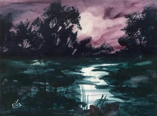 NOCTURNE by TOM BROWN, $1 AUCTION