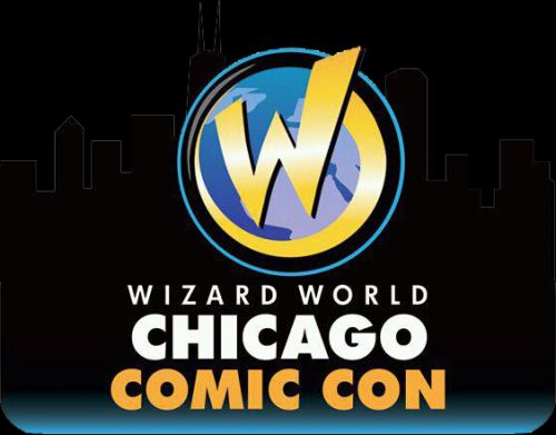 Come See Me at Chicago Comic Con!