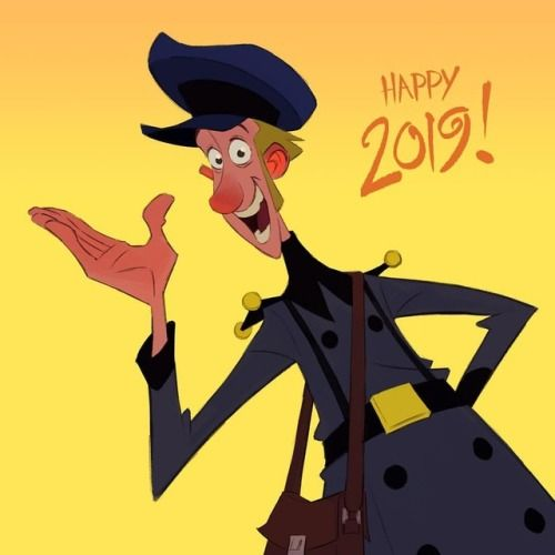 Happy 2019, everyone! Pleased to share that I'll be one of