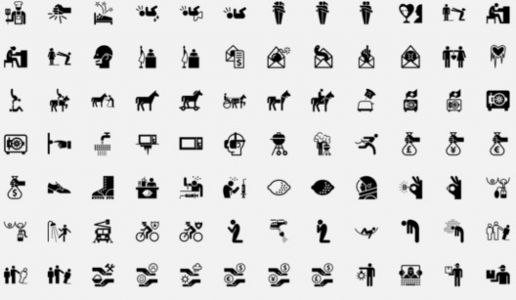 The Noun Project: Over a Million Downloadable Icons for Your Architectural Diagrams