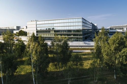 T3 Audi Design Center in Ingolstadt / gmp