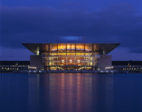 The Royal Danish Opera / Henning Larsen