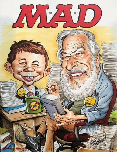 Monday MADness- MAD About Meglin!